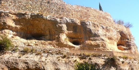 Minerve, formations géologiques - Hérault, le Languedoc © Photothèque Hérault Tourisme - S. Lucchese