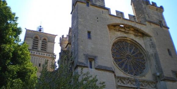 Cathédrale, Béziers - Hérault, le Languedoc © E. Brendle - Hérault Tourisme
