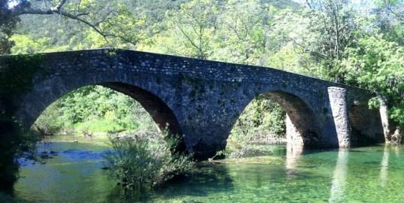 Vallée de la Buèges - Hérault, le Languedoc © C. Gauthier - Hérault Tourisme
